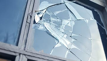 Remplacement de vitre au Chesnay